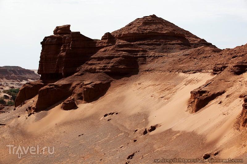 Каньон Хармен-Цав / Монголия