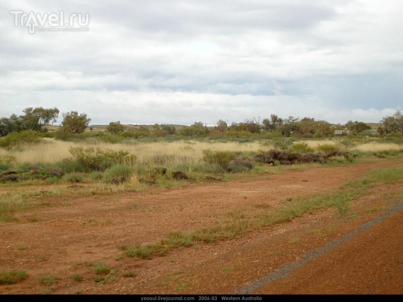 Марганцевый рудник Вуди Вуди, Австралия / Австралия