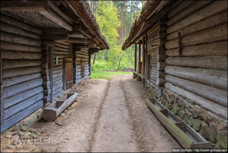 Латвийский этнографический музей / Латвия