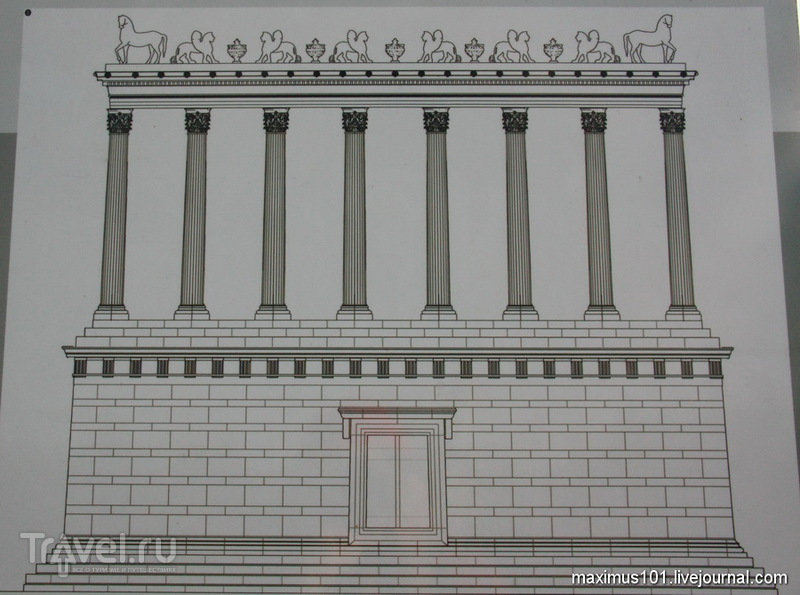 Мавзолеи эллинистических царей / Турция