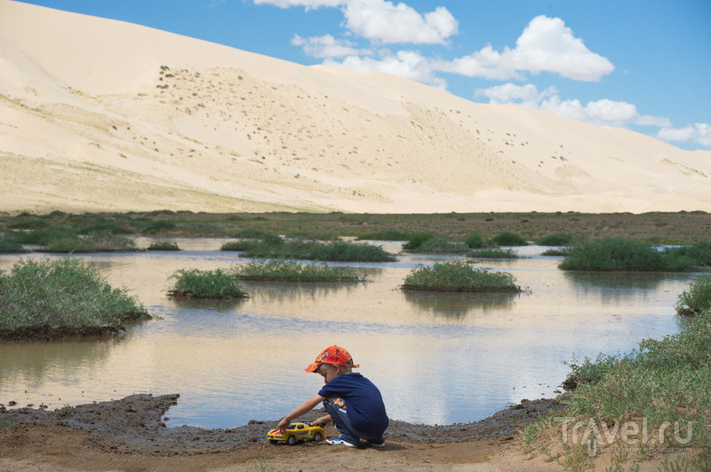 Монголия по кругу: одиночный авторейд / Монголия
