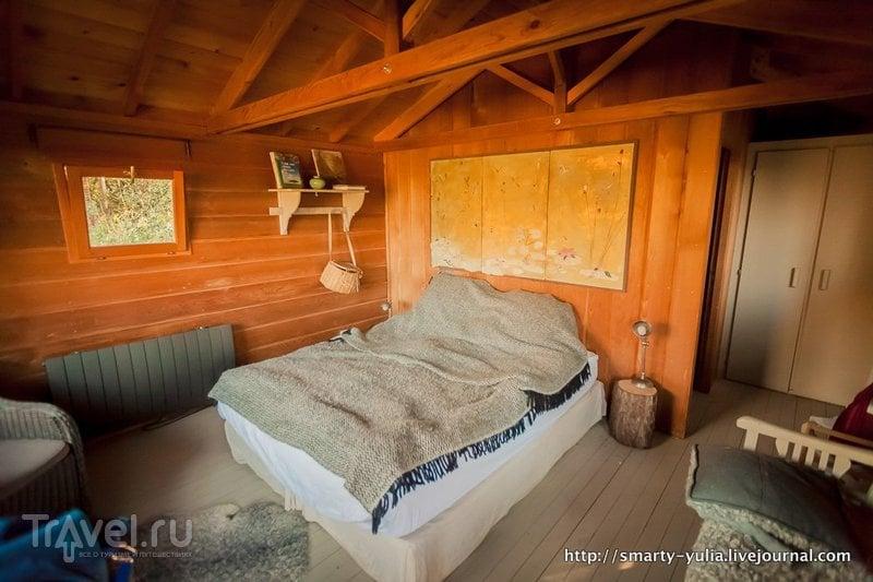 Лазурный берег: отель на дереве / Франция