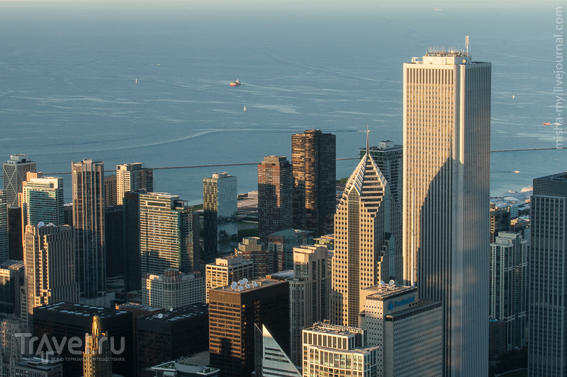 Чикаго. Уиллис-Тауэр / Фото из США