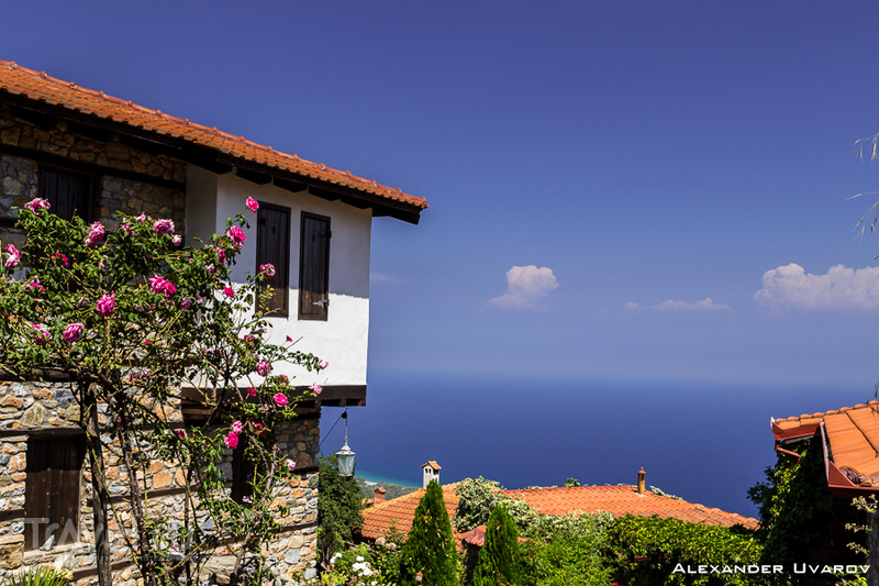 Дешево дом в остров Платамонас