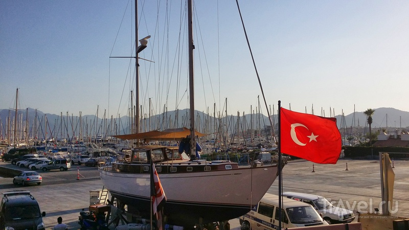 Как Мармарис нас приятно удивил / Турция