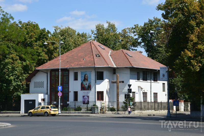 Бухарест, напоследок / Румыния