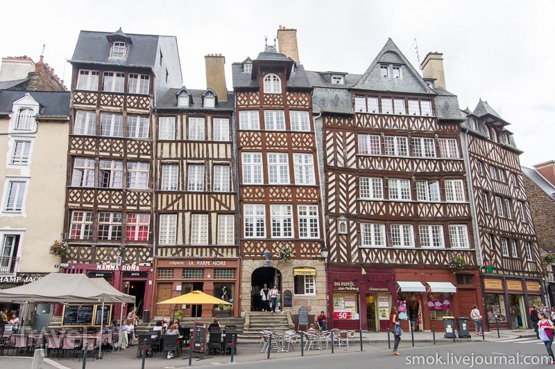 Ренн, Сен-Мишель / Франция