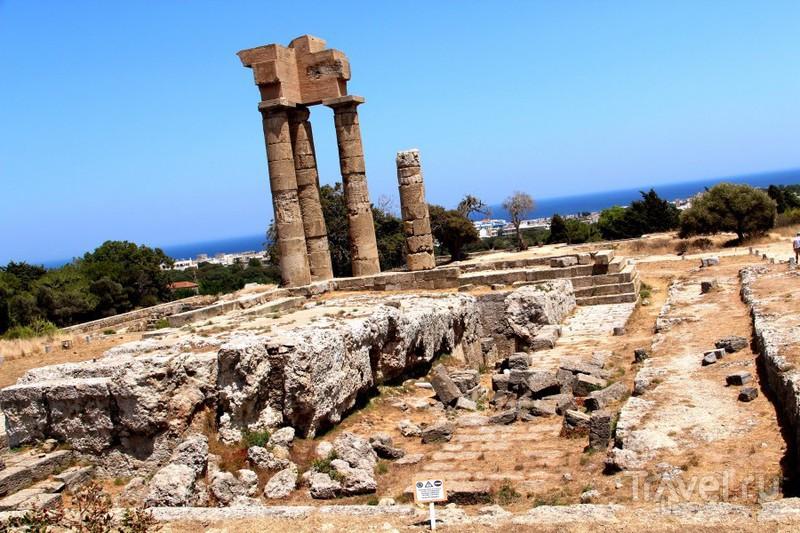 Акрополь Родосский
