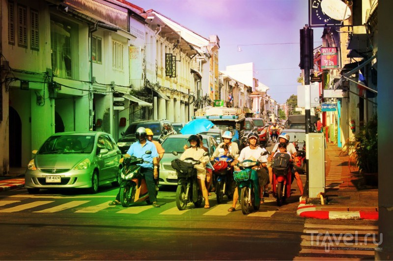 Пряничный Пхукет Таун / Таиланд