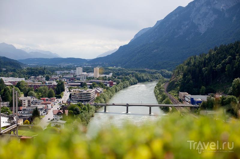 Июньский Тироль. Куфштайн / Фото из Австрии