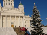 Новый год в Хельсинки / Латвия