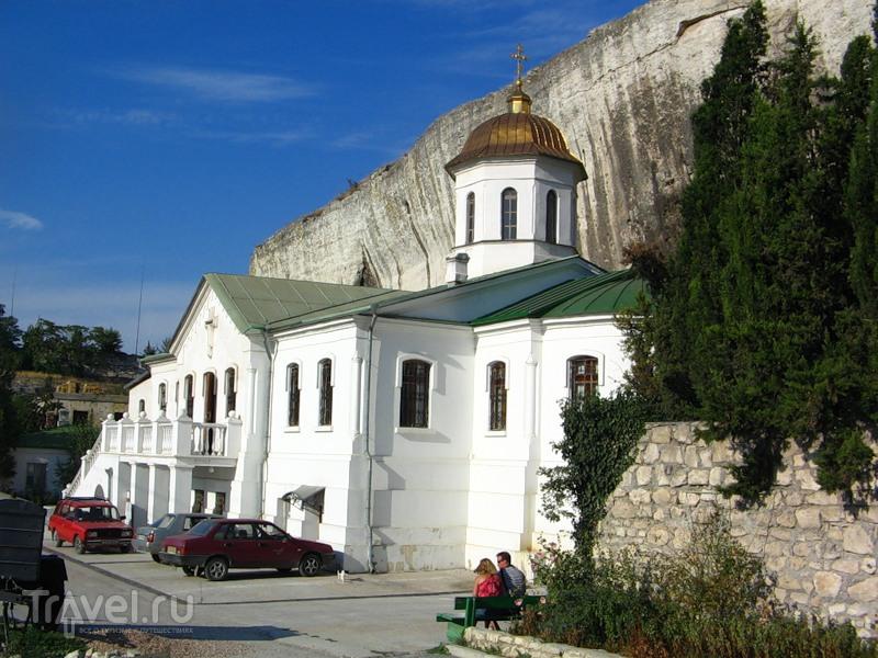 Инкерманский пещерный монастырь / Россия