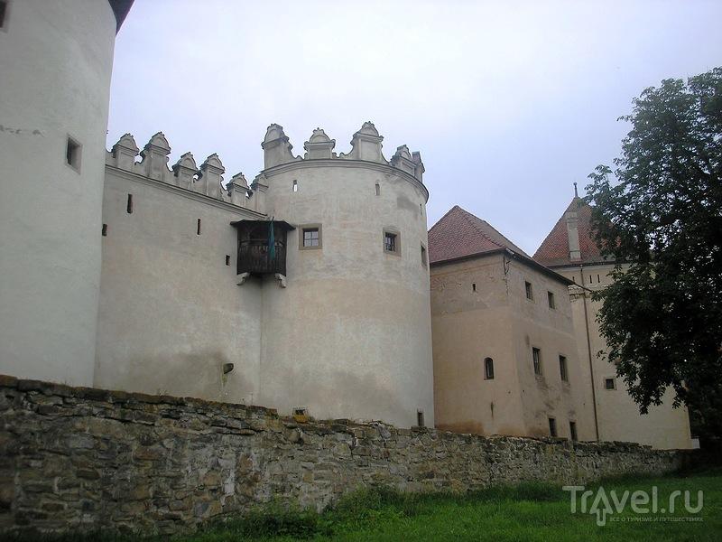 Словакия,  древний город Кежмарок / Словакия