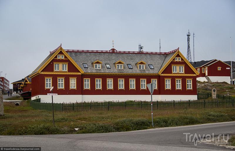 Нуук. Как живет столица Гренландии / Фото из Гренландии