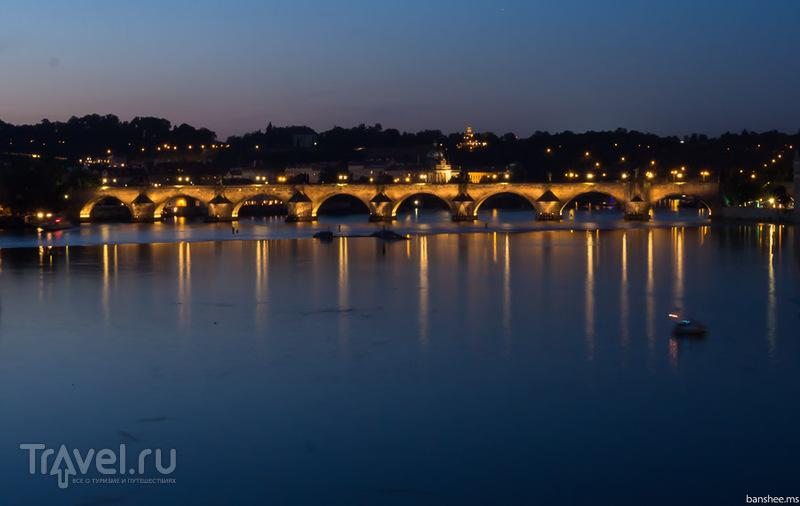 Вечерняя Прага / Чехия
