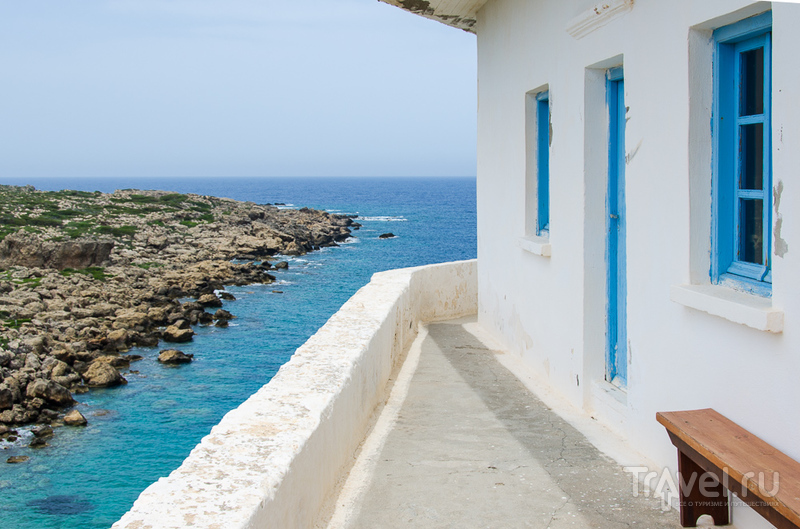 Весь греческий колорит в одном флаконе / Фото из Греции