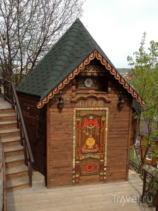 Плёс - малый город России / Россия