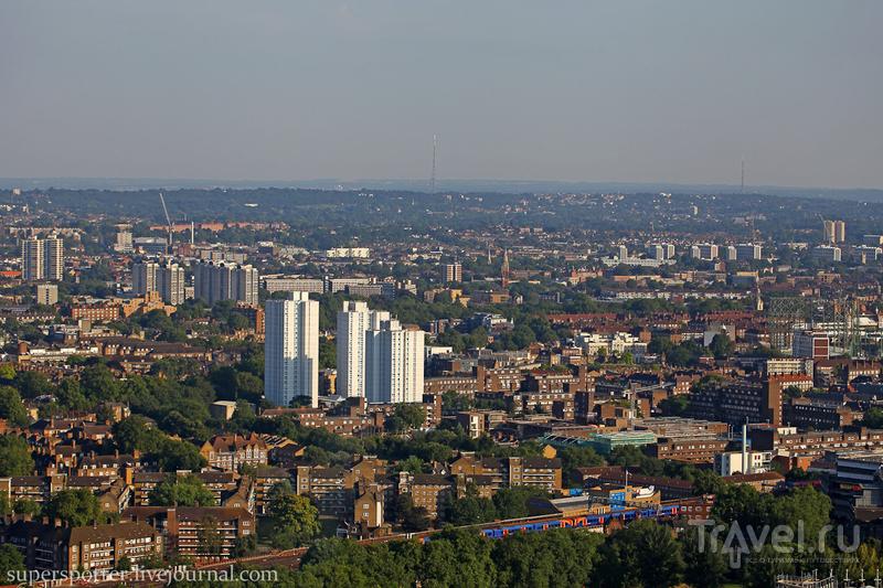 Англия. London Eye / Фото из Великобритании