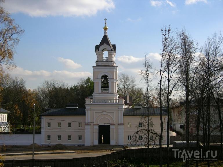Современный вид Спасо-Вифанского монастыря