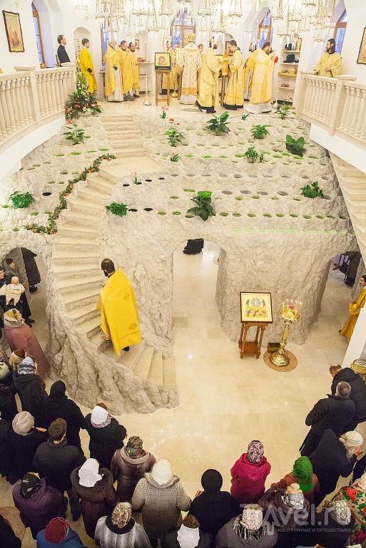 Гора Фавор в храме
