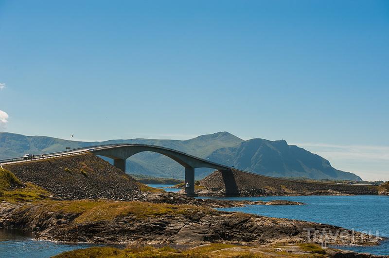 На машинке в небо... / Фото из Норвегии