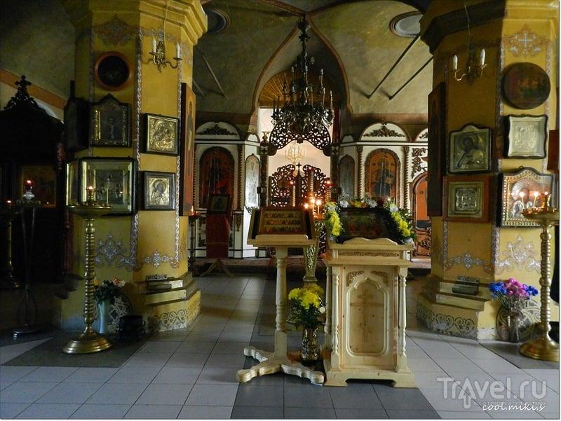 Вознесенский храм в городе Туле / Россия