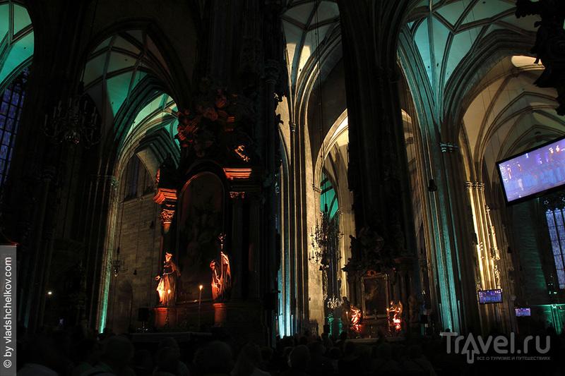 Длинная ночь соборов - Собор Св. Стефана 2014 / Австрия