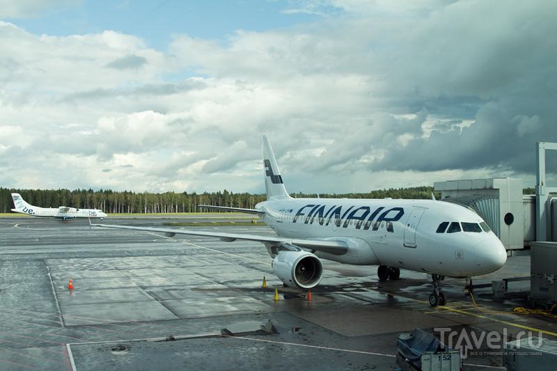 Аэропорт Вантаа / Финляндия