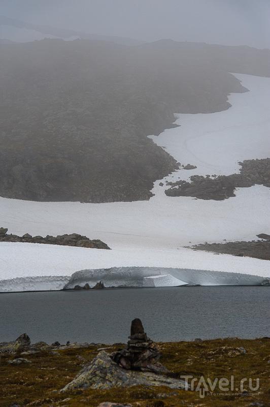 Из Гудвангена в Ольден / Фото из Норвегии