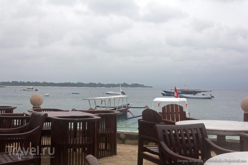 Гили Травалган - райский остров / Индонезия
