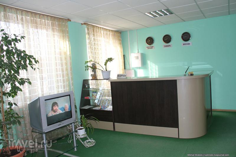"""Отель """"Шри-Ланка"""" в Бузулуке / Россия"""