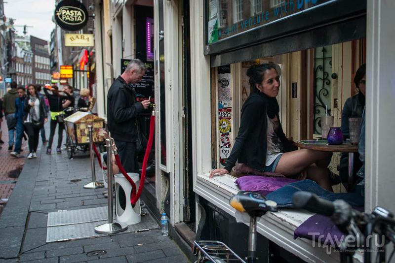 Амстердамские косяки / Нидерланды