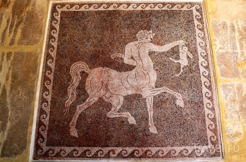 Археологическое наследие Родоса: музей в госпитале рыцарей-госпитальеров / Греция