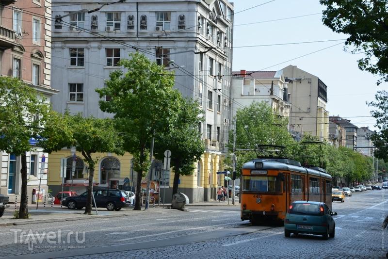 Солнечная София / Фото из Болгарии