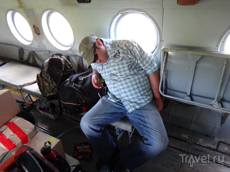 Рыбалка по-американски / Россия