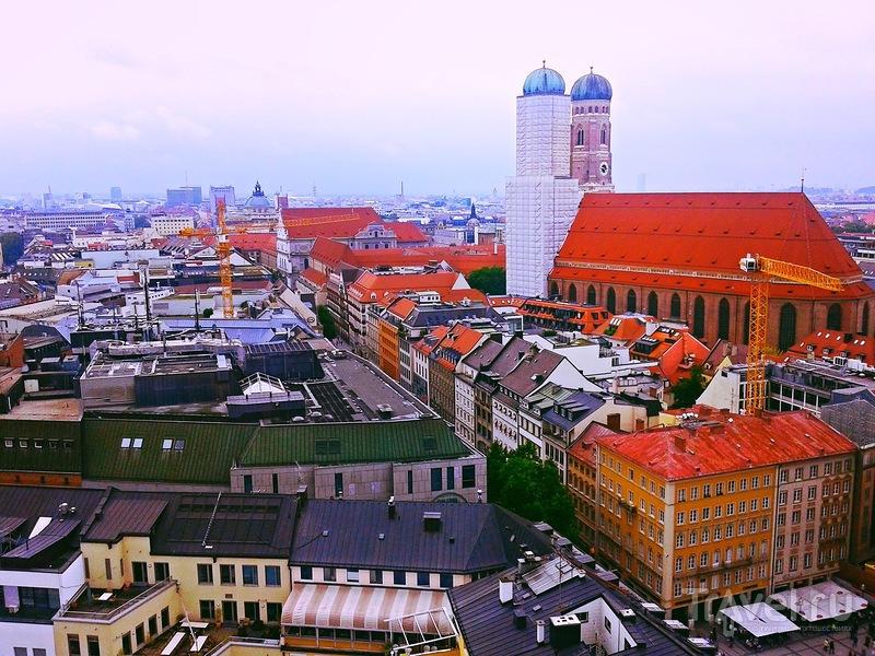 Мюнхен. I'm lovin' it / Германия