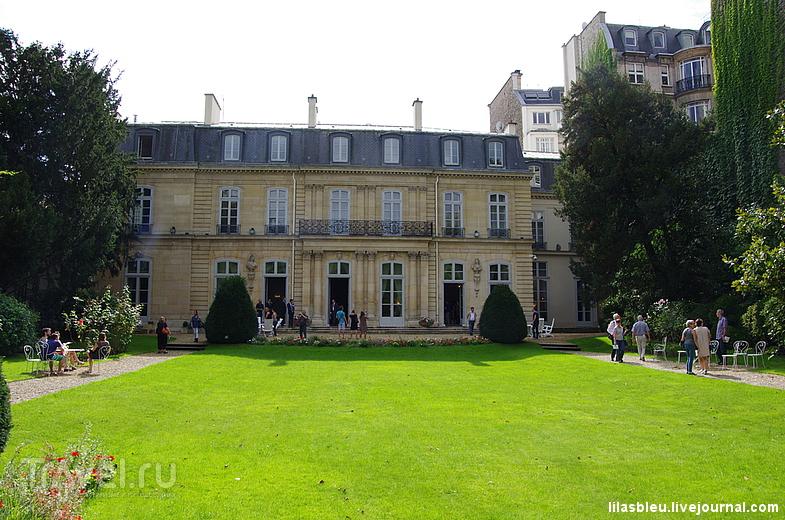 Дворцы 7 округа Парижа / Франция