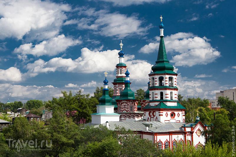 Иркутск. Из глубины веков