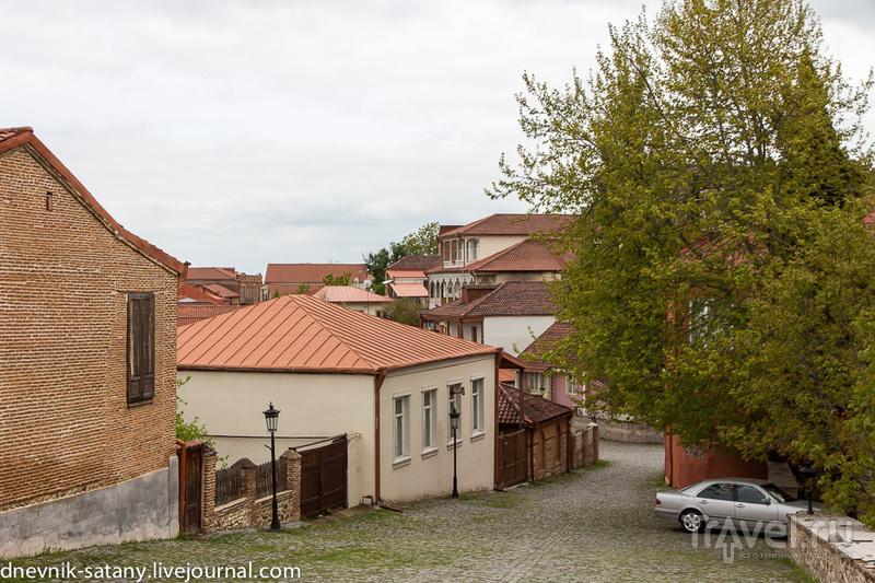 Сигнахи, Грузия: прогулки по улицам / Фото из Грузии
