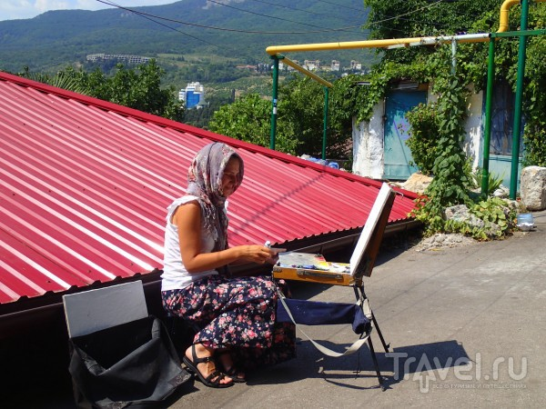 Бархатный сезон в Крыму / Россия