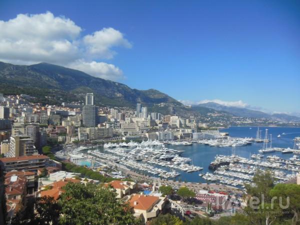 Один день в Монако / Монако