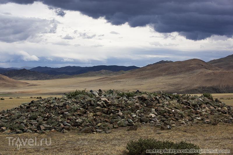 Озеро Уурэг нуур / Монголия