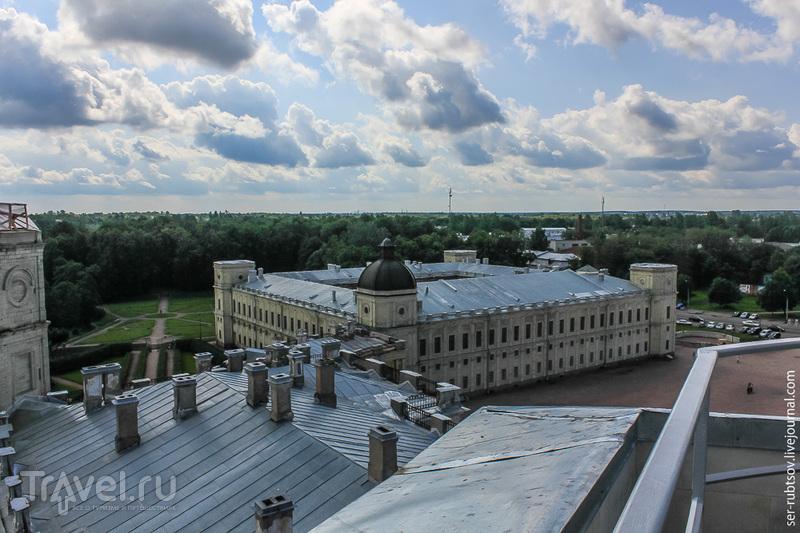 Большой Гатчинский дворец / Россия