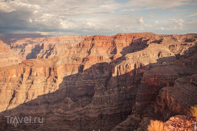 Великий Каньон. Самый большой на земле / Фото из США