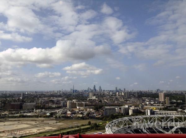 ArcelorMittal Orbit в олимпийском парке / Великобритания