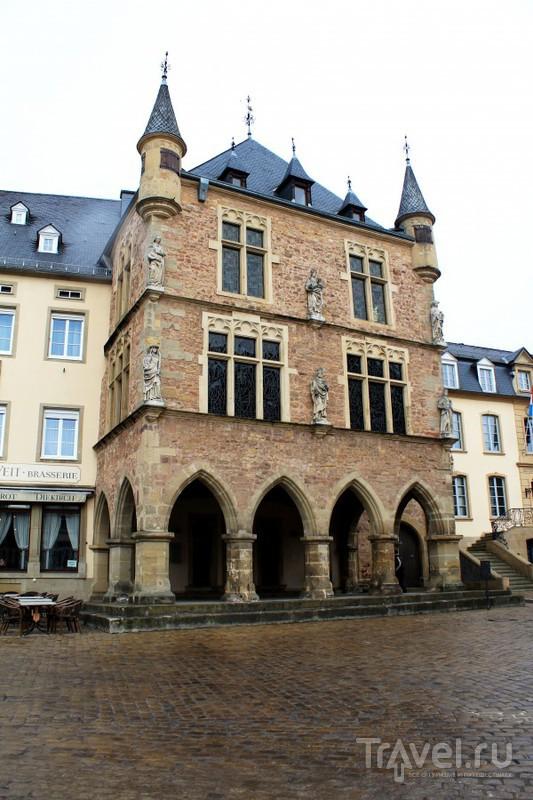 Эхтернах - город тишины и спокойствия в Люксембурге / Люксембург