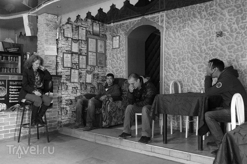 Путешествие в Советский (ХМАО - Югра) / Россия