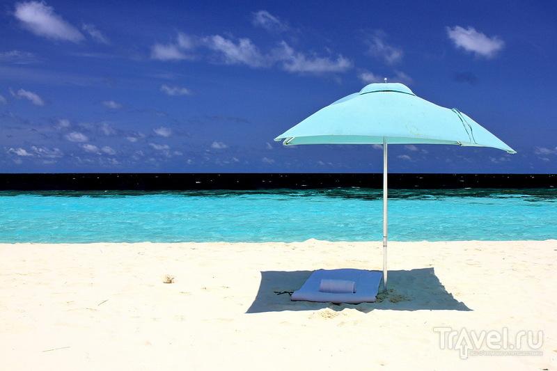 Мальдивы. Необитаемый остров / Фото с Мальдив