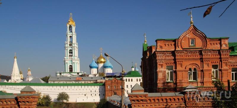 Свято-Троицкая Сергиева лавра / Россия