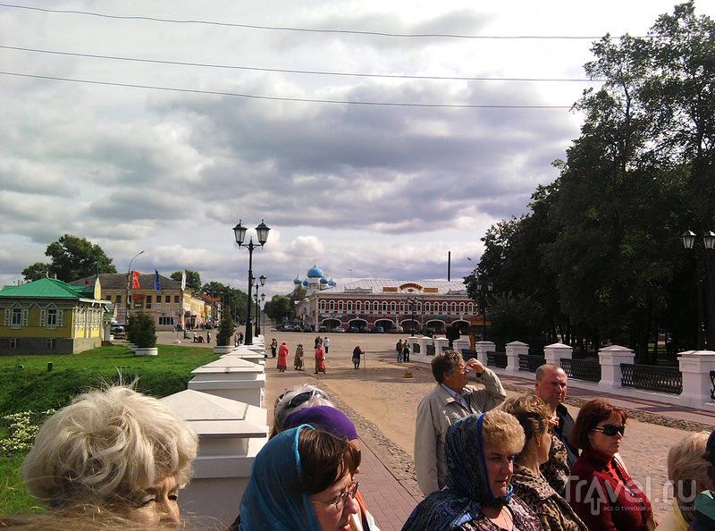 Москва - Калязин - Углич и обратно на теплоходе / Россия